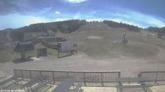 view from Angel Fire Resort - Base on 2018-04-30