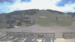 view from Angel Fire Resort - Base on 2018-05-11