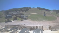 view from Angel Fire Resort - Base on 2018-05-14
