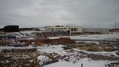 view from South Of The City School on 2018-02-06