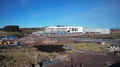 view from South Of The City School on 2018-02-11