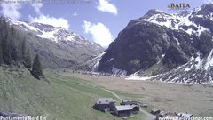 view from Val di Rèzzalo NE on 2018-05-08