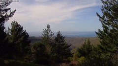 view from Kings Mountain on 2018-02-04