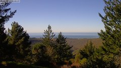 view from Kings Mountain on 2018-02-07