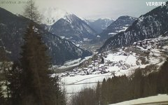 view from Verbier2 on 2018-02-05