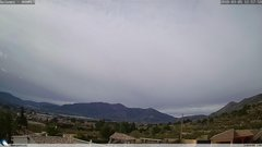 view from Gaianes - El Comtat on 2018-03-05
