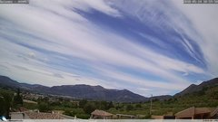 view from Gaianes - El Comtat on 2018-05-14