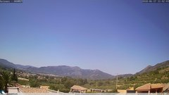 view from Gaianes - El Comtat on 2018-06-17