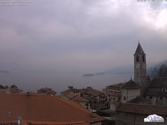 view from Baveno on 2018-02-17