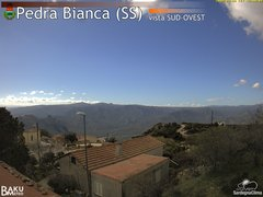 view from Pedra Bianca on 2018-03-09