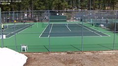 view from Court 2 on 2018-04-09