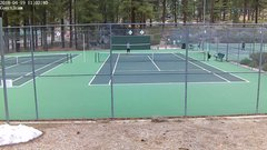 view from Court 2 on 2018-04-19