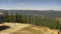 view from Angel Fire West View on 2018-06-12