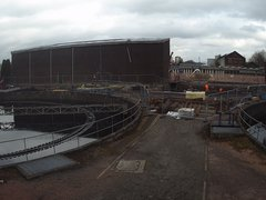 view from Dalmarnock 2 on 2018-04-09