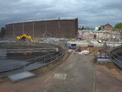 view from Dalmarnock 2 on 2018-05-20