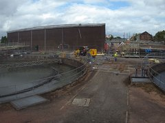 view from Dalmarnock 2 on 2018-06-18
