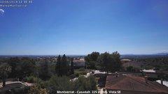 view from Montserrat - Casadalt (Valencia - Spain) on 2018-06-12