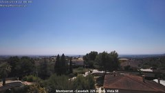 view from Montserrat - Casadalt (Valencia - Spain) on 2018-06-15