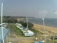 view from Cowes Yacht Club - West on 2018-04-16