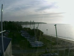 view from Cowes Yacht Club - West on 2018-04-23