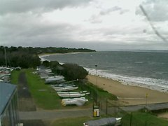 view from Cowes Yacht Club - West on 2018-06-11