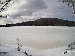 view from Neal Pond on 2018-01-29