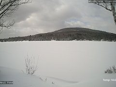 view from Neal Pond on 2018-02-08
