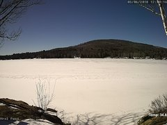view from Neal Pond on 2018-03-06