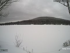 view from Neal Pond on 2018-03-15