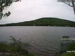 view from Neal Pond on 2018-06-16
