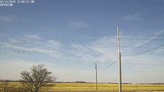 view from Ewing, Nebraska (west view)   on 2018-03-15