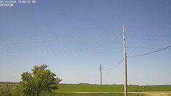 view from Ewing, Nebraska (west view)   on 2018-05-16