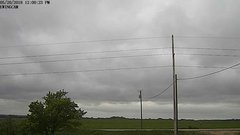 view from Ewing, Nebraska (west view)   on 2018-05-20