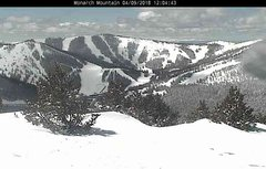 view from 5 - All Mountain Cam on 2018-04-09