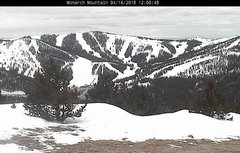 view from 5 - All Mountain Cam on 2018-04-16