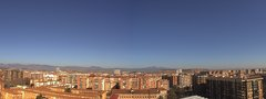 view from LOGROÑO SUR on 2018-02-25