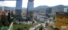 view from Sarajevo on 2018-05-28
