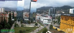 view from Sarajevo on 2018-06-15