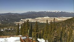 view from Angel Fire Valley on 2018-02-26