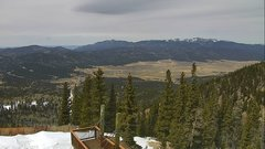 view from Angel Fire Valley on 2018-03-09