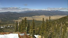 view from Angel Fire Valley on 2018-03-12