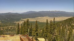 view from Angel Fire Valley on 2018-04-30