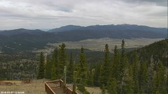 view from Angel Fire Valley on 2018-05-07