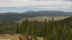 view from Angel Fire Valley on 2018-05-10
