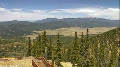 view from Angel Fire Valley on 2018-05-11