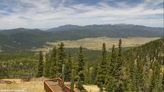 view from Angel Fire Valley on 2018-05-17