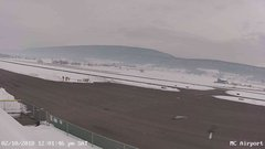 view from Mifflin County Airport (west) on 2018-02-10