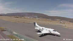view from Mifflin County Airport (west) on 2018-03-19