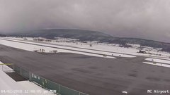 view from Mifflin County Airport (west) on 2018-04-02