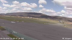 view from Mifflin County Airport (west) on 2018-04-10